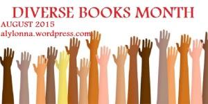 Diverse books month banner