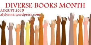 Diverse books month banner
