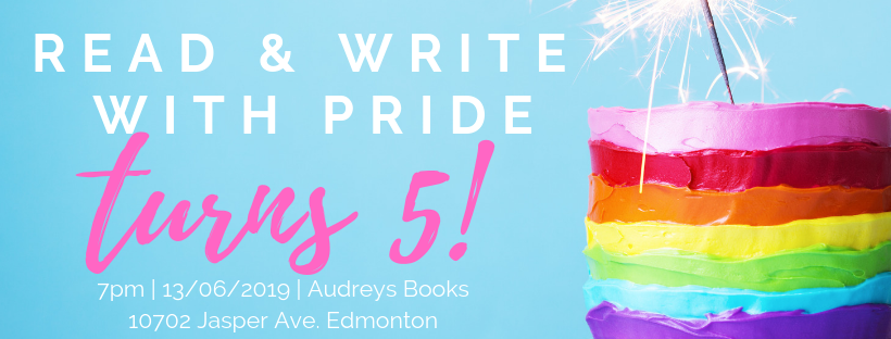 Read and Write with Pride Turns 5